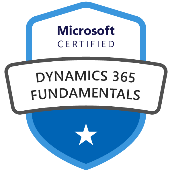 Dynamics 365 Fundamentals